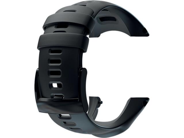 Suunto Ambit3 Sport Fibbia in silicone, black